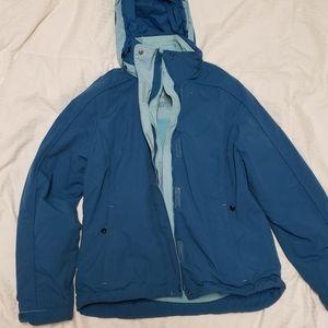 LLBean coat xs